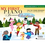 My First Piano Adventures Christmas A A