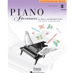 Piano Adventures Sight Reading 3B 3B Piano