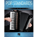 Pop Standards for Accordion  Accordion