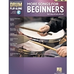 More Songs for Beginners - Drum Play Along  Percussion