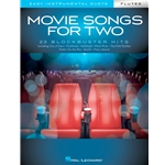 Movie Songs for Two Flutes
