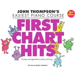 Easiest Piano Course First Chart Hits - 2nd Edition  Method