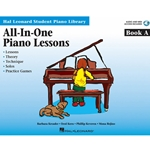 Hal Leonard Student Piano All In One Piano Lessons Book  A