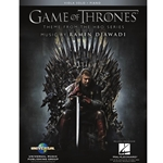 Game of Thrones for Alto Sax and Piano  Alto Sax