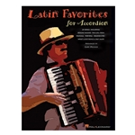 Latin Favorites For Accordion  Accordion