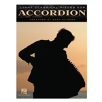 Light Classical Pieces for Accordion  Accordion