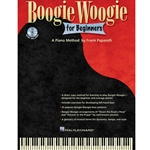 Boogie Woogie for Beginners w/CD  Piano