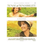 Selections from Sense and Sensibility  Piano/Vocal/Guitar