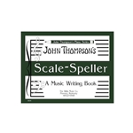 Scale Speller - A Music Writing Book