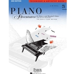 Piano Adventures® Technique & Artistry Book 2A Method