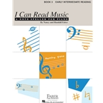 I Can Read Music Book 3 - A Note Speller for Piano Early Intermediate