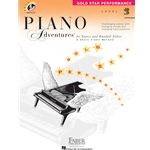 Piano Adventures® Gold Star Performance Book 2B
