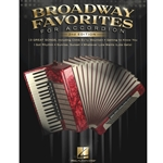 Broadway Favorites for Accordions  Accordion