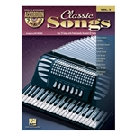 Accordion Play Along Classic Songs Vol. 3  Accordion