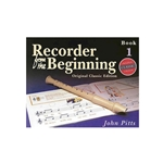 Recorder from the Beginning - Book 1 Classic Edition  Recorder