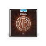 D'Addario Nickel Bronze - Round Wound, 12 - 53 Light
