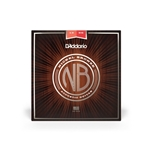 D'Addario Nickel Bronze - Round Wound, 13 - 56 Medium