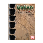 Italian Songs & Arias for Accordion  Accordion