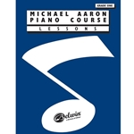 Michael Aaron Piano Course: Lessons 1