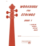 Workbook for Strings Book 1