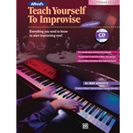 Teach Yourself to Improvise w/CD