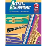 Accent on Achievement, Book 1 - Combined Percussion Beginning
