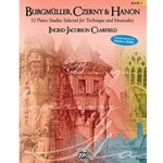 Burgmuller, Czerny & Hanon Book 3 Early Advanced