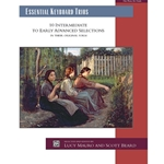 Essential Keyboard Trios - 10 Intermediate to Early Advanced Selections in Their Original Form Early Advanced Piano