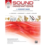 Sound Innovations for Concert Band, Book 2 Early Intermediate