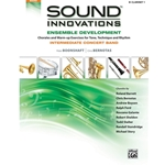 Sound Innovations for Concert Band: Ensemble Development for Intermediate Concert Band - 1st Clarinet Intermediate