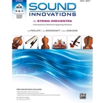 Sound Innovations for String Orchestra, Book 1 Beginning