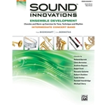 Sound Innovations for Concert Band: Ensemble Development for Intermediate Concert Band - Percussion 1 Intermediate