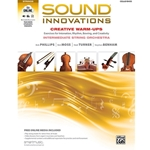 Sound Innovations for String Orchestra: Creative Warm-Ups Intermediate
