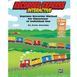 Recorder Express Interactive  CDROM