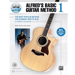 Alfred's Basic Guitar Method 1 (Third Edition)  Guitar