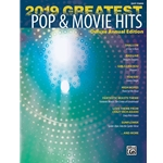 2019 Greatest Pop & Movie Hits Deluxe Annual Edition Easy Piano