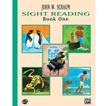 Schaum Sight Reading Book 1 Piano