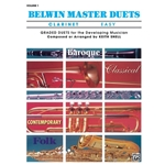 Belwin Master Duets Easy Volume 1 Easy