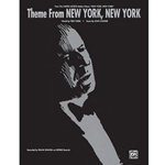 Theme from New York, New York  Piano/Vocal/Guitar