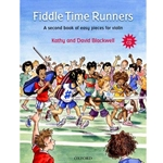 Fiddle Time Runners Book 2  Violin