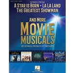 Songs From A Star is Born, The Greatest Showman, La La Land And More Movie Musicals  Piano/Vocal/Guitar