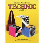 Bastien Piano Basics: Technic   Piano