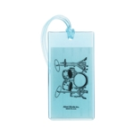 AIM Drums Rubber Luggage Tag