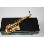 Mini Sax With Case
