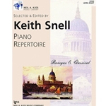 Piano Repertoire: Baroque & Classical  8