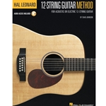 12-String Guitar Method - For Acoustic or Electric  12 String Guitar  Guitar
