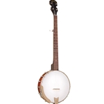 5-String Cripple Creek Open Back Banjo w/Bag