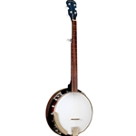 5-String Cripple Creek Resonator Banjo w/Bag