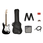 Squier Strat Pack w/10G Amp and Bag