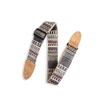 "Levy's Leathers Guitar Strap - Cork w/ Cotton Backing 2"" Wide"